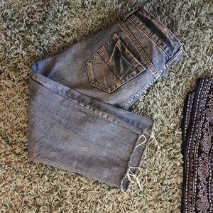 American Eagle crop pants